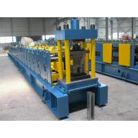 Buy cheap Omega Metal Roofing Roll Forming Machine / Cold Former Machine from Wholesalers