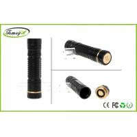 Buy cheap Black Panzer Mechanical Mod E Cig For 18650 Battery , 510 Thread Atomizers from Wholesalers