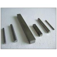 Buy cheap Gr2 H9 Industrial pure Titanium bar ASTM B348 dia10MM in stock from Wholesalers