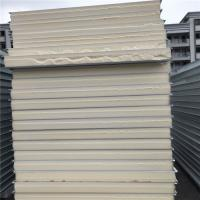 China lightweight energy saving grey white PU sandwich panel 5000 x 1150 x 50 x 0.326mm factory