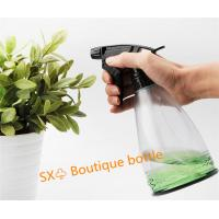 China PPE Spray Bottle PET Plastic Bottle With Mist Pump Sprayer For Disinfectant Daily Sterilize factory