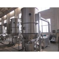China 141kg / h steam consumption industrial drying machine / equipment , fluidized spray dryer 1100kg on sale