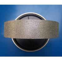 """China Plastic Bond Made in China 6"""" Electroplated Diamond Lapidary Grinding Wheels for glass, gemstones factory"""
