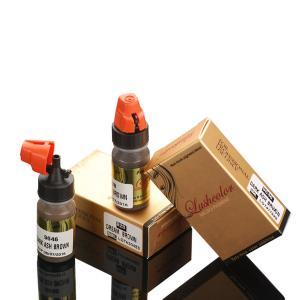 China OEM Semi Cream 8ML Tattoo Ink Pigment For Eyebrow Lip factory