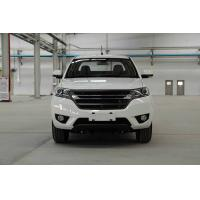 Buy cheap Auto Assembling Double Cabin Small Pickup Trucks Petrol Powered 4*4 Drive Euro V from Wholesalers