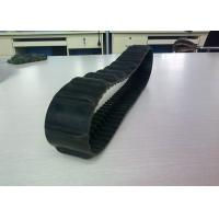 China Small Size Lightweight Rubber Tracks , Length 1000mm Mini Rubber Tracks factory