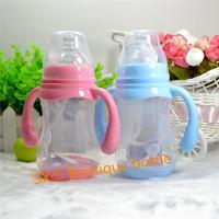 China BPA free Mother and baby products neonatal wide mouth multi-purpose baby bottle. factory