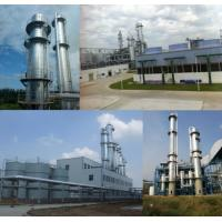 China Five Column Distillation Ethanol Distillation Equipment  High Quality Alcohol factory