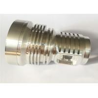 Quality LED Flashlight Machined Metal Parts Professional Aluminum Material High Performance for sale