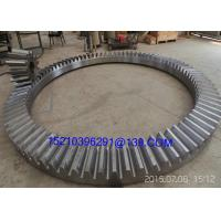 Buy cheap Heavy Duty Mill Straight Bevel Gear Planetary Pinion , Large Diameter from Wholesalers