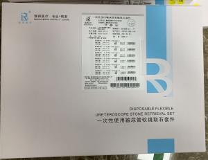 China Tipless Nitinol Endoscopic Basket For Urology Surgery factory