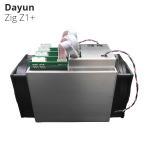 Buy cheap Dayun Zig Z1+ Miner Mona Coin Mining Machine Lyra2rev2 Algo 1200W power supply from Wholesalers