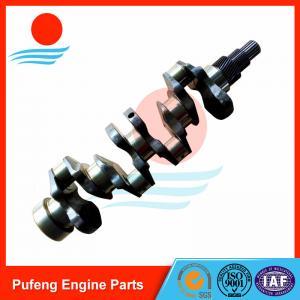 China Kubota engine spare parts V3800 crankshaft, good review from North America market on sale