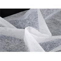 China Soft Feeling Hot Melt Adhesive Web Copolyamide Composition For Embroidery Patch factory