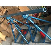 Buy cheap 200kn Rated Load Wire Reel Jack Stands Hydraulic Colume Type For Wire Releasing from wholesalers