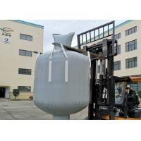 China Industrial Multi Trip Bulk Storage Bags , Welded Construction Bulk Container Bags factory