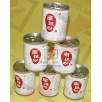 Buy cheap OEM Easy Open Lid Paper Cans Packaging Recyclable For Food from Wholesalers
