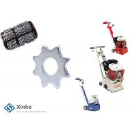 Buy cheap 8 Tips TCT Carbide Scarifiers Cutters Concrete Multiplaners Milling Parts from Wholesalers