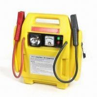 China Jump Starter with 12V/17Ah Sealed Lead-acid Battery factory