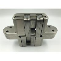 Buy cheap Anti Fire Heavy Duty Concealed Hinges / Hidden Door Hinges 34x140x28mm from Wholesalers