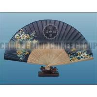 China Bamboo Hand Fans on sale