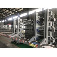 China 2020 Hot Dipped Galvanized Poultry Farm Battery Egg Layer Chicken Cage factory