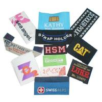 Buy cheap weaving label for garment from Wholesalers