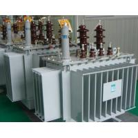 1500 kVA 10 kV Oil Immersed Transformer 3 Phase For Agricultural Networks