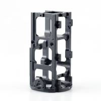 China WFX Aluminum Broaching Cnc Turned Components factory