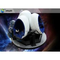 China 360° Rotate Platform 9D Diverse Cinema With Customizable Chair factory