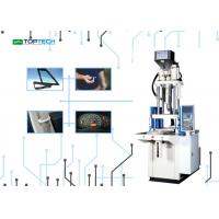 Future Proofing Vertical Plastic Injection Moulding Machine With Mold Vacumm Function