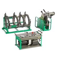 China SWT-V160/50H  Poly pipe welding machine factory