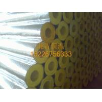 China glass wool pipe with CE certificate factory