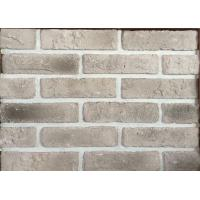 Buy cheap Outdoor Wall Cladding Thin Veneer Brick Thin Brick Tiles For Interior Walls from Wholesalers