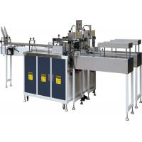 Buy cheap Bundling Tissue Paper Packing Machine , Facial Tissue Packing Machine With PLC HMI from Wholesalers