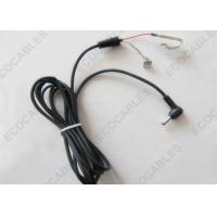 Buy cheap OEM Cable Assembly Right Angle DC Plug To Open Shrapnel 3.5*1.35mm Connector from Wholesalers