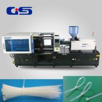 Buy cheap 16.9kw Nylon Cable Tie Making Machine , Thermoset Injection Molding Machine from Wholesalers