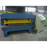 Buy cheap Automatic Double Layer Roll Forming Machine With CR12 mould steel from Wholesalers