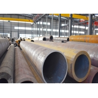 China SGS ASTM A335 P92 Alloy Steel Seamless Tube Hot Rolled Round Section factory