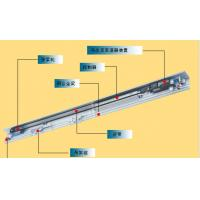 Buy cheap 4200mm track Broadband Voltage 80V to 250V Automatic Glass Sliding Doors operator from Wholesalers