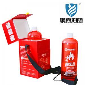 China Mini Bottle-type Escape Fire Extinguisher on sale