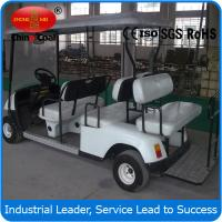 Buy cheap 4+2 sealeter golf cart price from ChinaCoal from Wholesalers