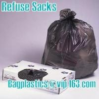 China rubbish bags, c fold, c-folding, star seal bags, bags on a roll, produce roll, produce bag factory