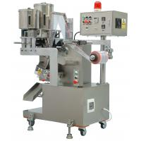 Buy cheap Twin Seasoning Condiment Packaging Machine Plastic Film Packaging Type from Wholesalers