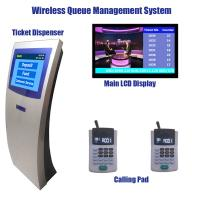 Buy cheap Guangzhou Hot Sell Banking/Hospital/Clinic/Health Center Wireless Electronic Queue Token Number Calling System from Wholesalers