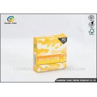 Buy cheap Square Medicine Packaging Box Logo Printed Small Sized For Condom Storage from Wholesalers