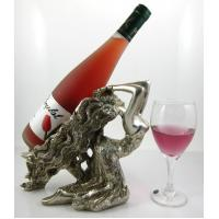 Buy cheap Polyresin cute decorative wine bottle holder from Wholesalers