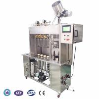 China Semi Automatic Beer Glass Bottling Machine factory