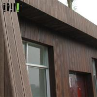 Buy cheap Waterproof Bamboo Wall Cladding 10-30mm Thickness With Incredible Bending Strength from Wholesalers