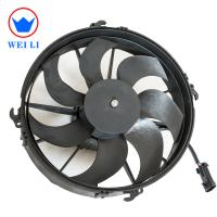 7 Curved Blade Bus Air Conditioner Fan Motor Replacement 6000 Hours Life Time